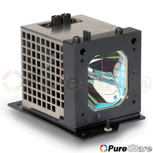 Pureglare OEM TV Lamp ( Original Philips / Osram Bulb Inside ) for HITACHI LM520 90 Days Warranty