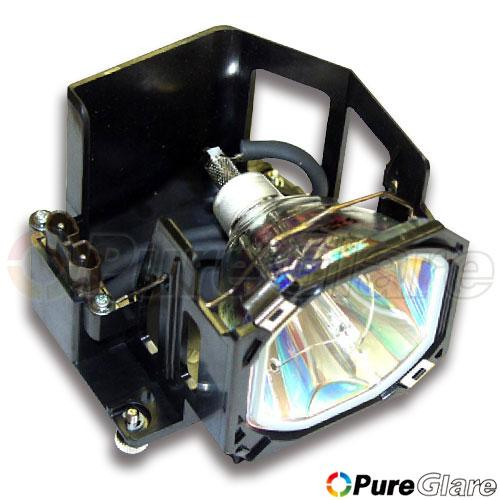 Pureglare MITSUBISHI 915P043010 OEM Replacement Lamp (