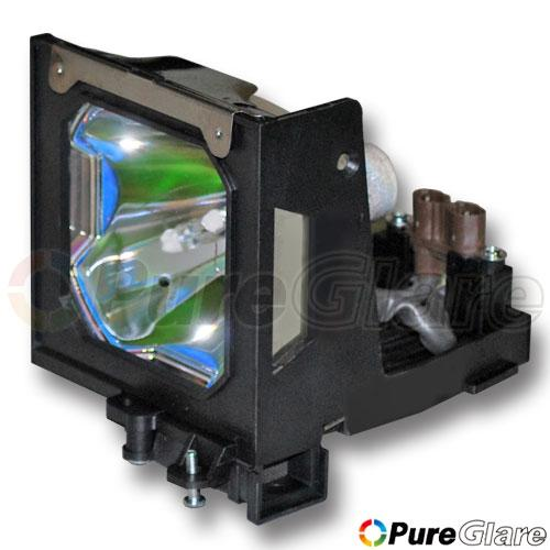 Pureglare Projector Lamp Module for SANYO PLC-3200 150 Days Warranty