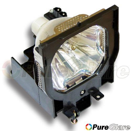 Pureglare Projector Lamp Module for EIKI LC-XT9 150 Days Warranty