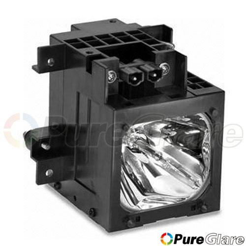 Pureglare TV Lamp Module for SONY KDF-60XBR950 150 Days Warranty