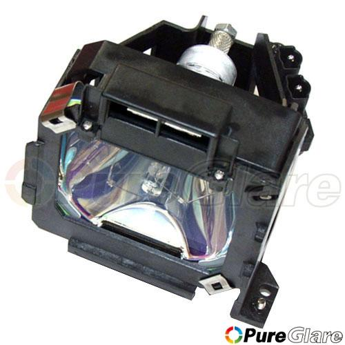 Pureglare EPSON EMP-600 OEM Replacement Lamp ( Original Philips / Osram Bulb Inside ) 90 Days Warranty