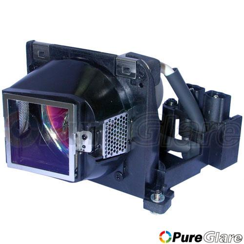 Pureglare OEM Projector Lamp ( Original Philips / Osram Bulb Inside ) for DELL 725-10017 90 Days Warranty