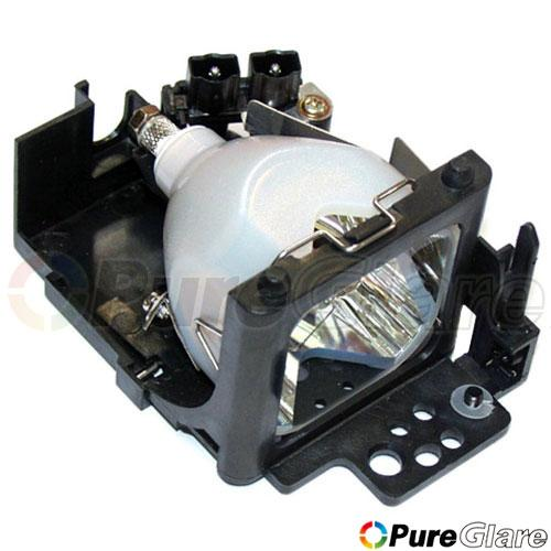Pureglare 3M MP7650 OEM Replacement Lamp ( Original Philips / Osram Bulb Inside ) 90 Days Warranty
