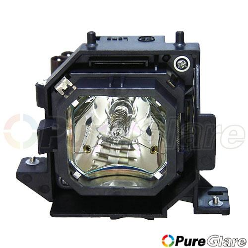 Pureglare EPSON EMP-830 OEM Replacement Lamp ( Original Philips / Osram Bulb Inside ) 90 Days Warranty