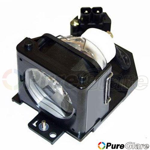 Pureglare Projector Lamp Module for HITACHI CP-HS980 150 Days Warranty