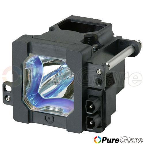 Pureglare TV Lamp Module for JVC HD-52G586 150 Days Warranty