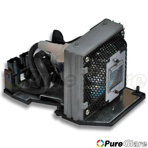 Pureglare Projector Lamp Module for OPTOMA SP.81R01G.001 150 Days Warranty