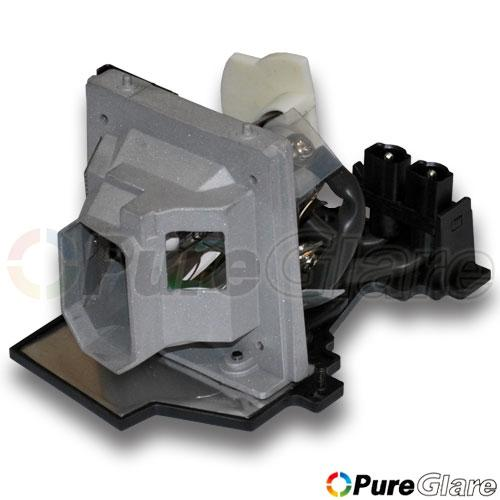 Pureglare Projector Lamp Module for OPTOMA EP708 150 Days Warranty