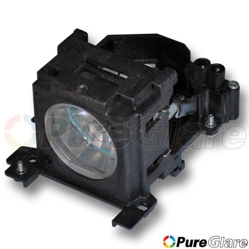 Pureglare HITACHI DT00757 OEM Replacement Lamp (