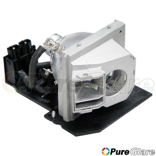 Pureglare Projector Lamp Module for OPTOMA SP.83C01G001 150 Days Warranty