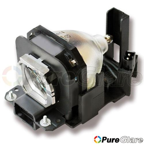 Pureglare Projector Lamp Module for PANASONIC PT-AX100 150 Days Warranty