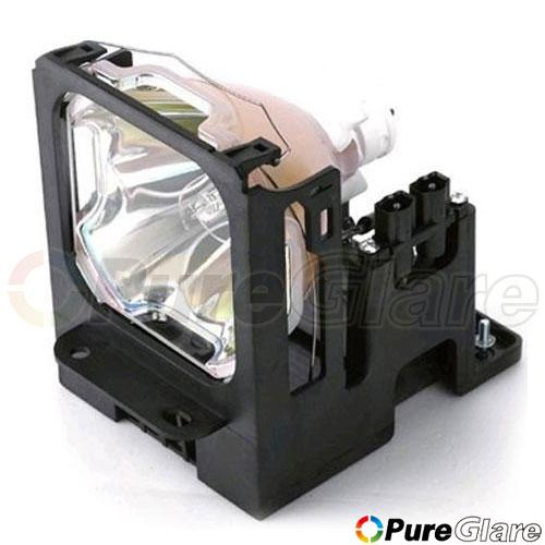 Pureglare Projector Lamp Module for MITSUBISHI LVP-S490 150 Days Warranty