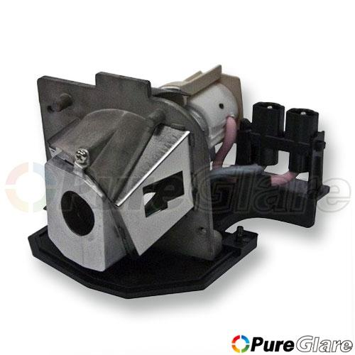 Pureglare Projector Lamp Module for NOBO S22E 150 Days Warranty