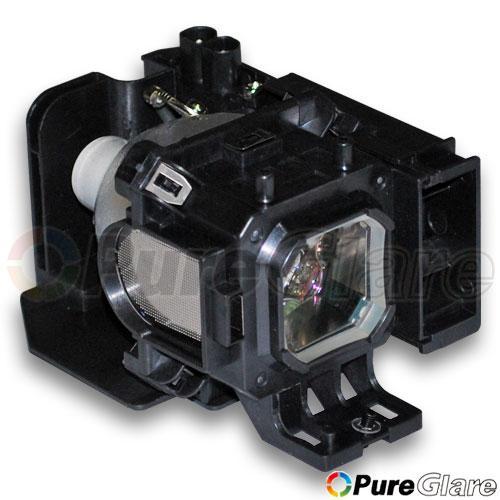 Pureglare CANON LV-7365 OEM Replacement Lamp ( Original Philips / Osram Bulb Inside ) 90 Days Warranty