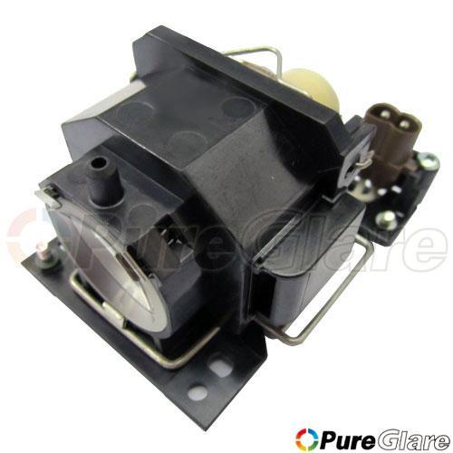 Pureglare Projector Lamp Module for HITACHI HCP-610X