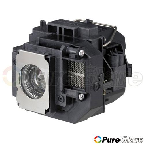 Pureglare OEM Projector Lamp ( Original Philips / Osram Bulb Inside ) for EPSON H309A 90 Days Warranty