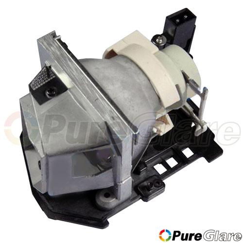Pureglare OEM Projector Lamp ( Original Philips / Osram Bulb Inside ) for OPTOMA SP.8LG01G.C01 90 Days Warranty