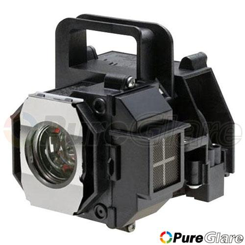 Pureglare Projector Lamp Module for EPSON ET-LAD60 150 Days Warranty