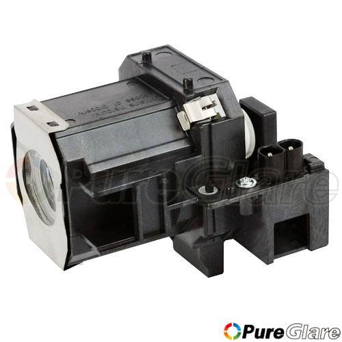 Pureglare Projector Lamp Module for EPSON PowerLite PC 800 150 Days Warranty