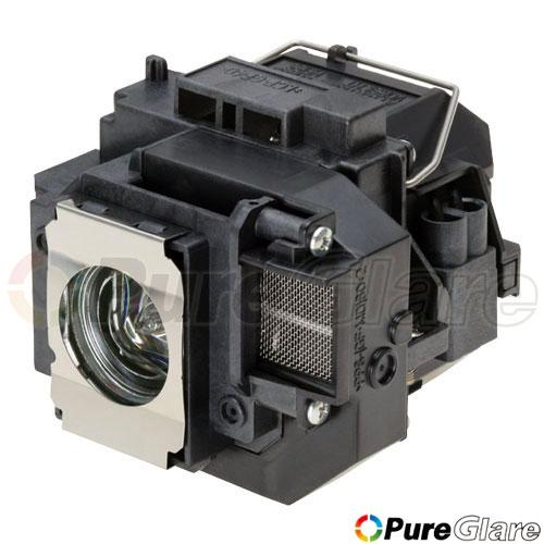 Pureglare OEM Projector Lamp ( Original Philips / Osram Bulb Inside ) for EPSON H367A 90 Days Warranty