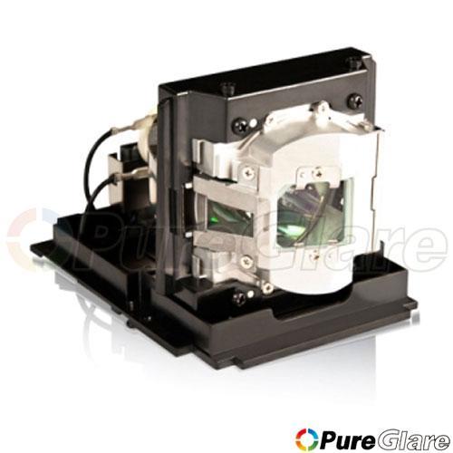 Pureglare INFOCUS SP-LAMP-056 OEM Replacement Lamp ( Original Philips / Osram Bulb Inside ) 90 Days Warranty