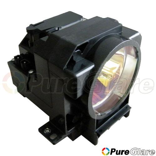 Pureglare Projector Lamp Module for EPSON EMP-8300 150 Days Warranty