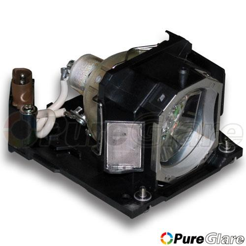 Pureglare HITACHI DT01141 OEM Replacement Lamp ( Original Philips / Osram Bulb Inside ) 90 Days Warranty