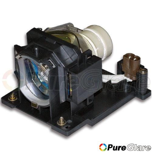 Pureglare Projector Lamp Module for HITACHI DT01091 150 Days Warranty