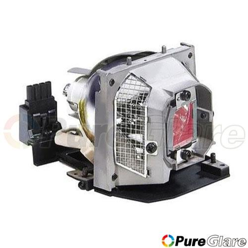 Pureglare Projector Lamp Module for DELL 310-6747 150 Days Warranty