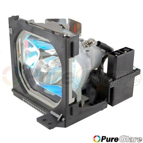 Pureglare SHARP BQC-PGC30XU/1 OEM Replacement Lamp ( Original Philips / Osram Bulb Inside ) 90 Days Warranty