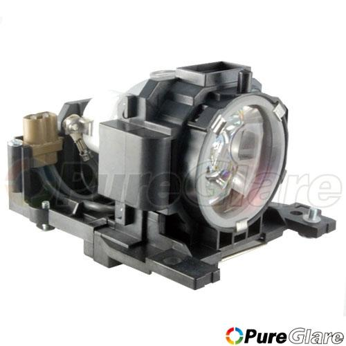 Pureglare Projector Lamp Module for HITACHI DT00893 150 Days Warranty