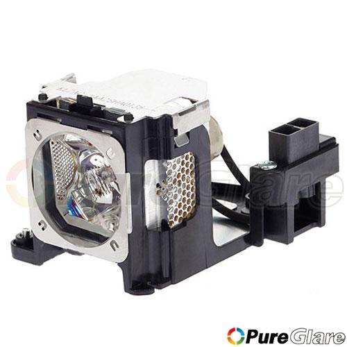Pureglare Projector Lamp Module for SANYO 610 339 8600 150 Days Warranty