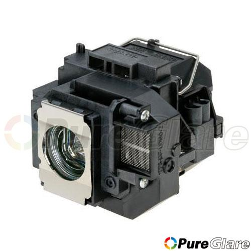Pureglare OEM Projector Lamp ( Original Philips / Osram Bulb Inside ) for EPSON H318A 90 Days Warranty