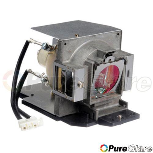 Pureglare BENQ MP776ST OEM Replacement Lamp ( Original Philips / Osram Bulb Inside ) 90 Days Warranty