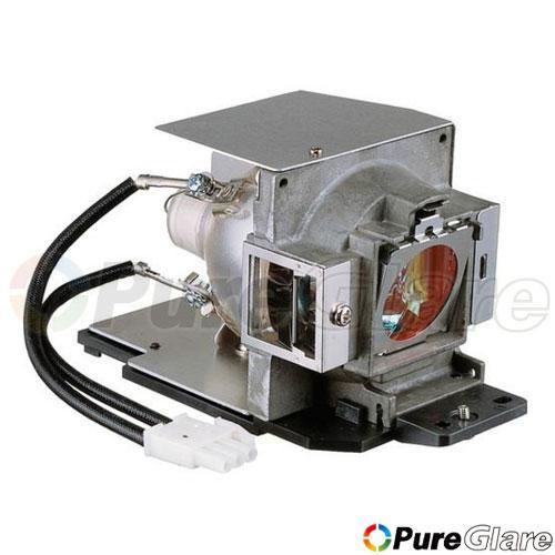Pureglare Projector Lamp Module for BENQ MX761 150 Days Warranty