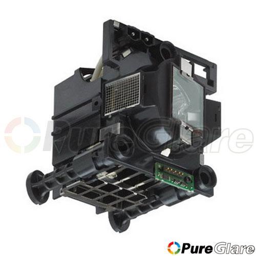 Pureglare 3D PERCEPTION 003-000884-01 OEM Replacement Lamp ( Original Philips / Osram Bulb Inside ) 90 Days Warranty