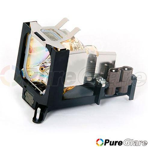 Pureglare Projector Lamp Module for SANYO 610 317 7038 150 Days Warranty