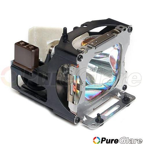 Pureglare Projector Lamp Module for HITACHI DT00201 150 Days Warranty