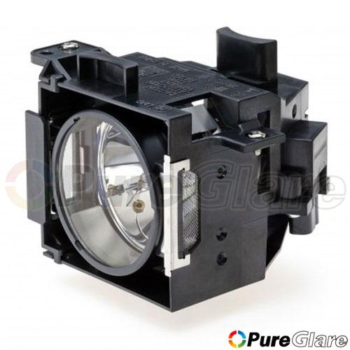 Pureglare Projector Lamp Module for EPSON V13H010L37 / ELPLP37 150 Days Warranty