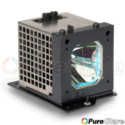 Pureglare OEM TV Lamp ( Original Philips / Osram Bulb Inside ) for HITACHI LP500 90 Days Warranty