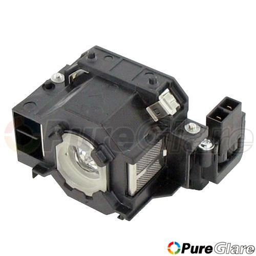 Pureglare Projector Lamp Module ELPLP41 / V13H010L41 for EPSON H283B 150 Days Warranty