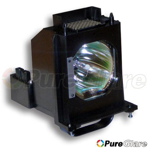 Pureglare MITSUBISHI WD-73837 OEM Replacement Lamp ( Original Philips / Osram Bulb Inside ) 90 Days Warranty