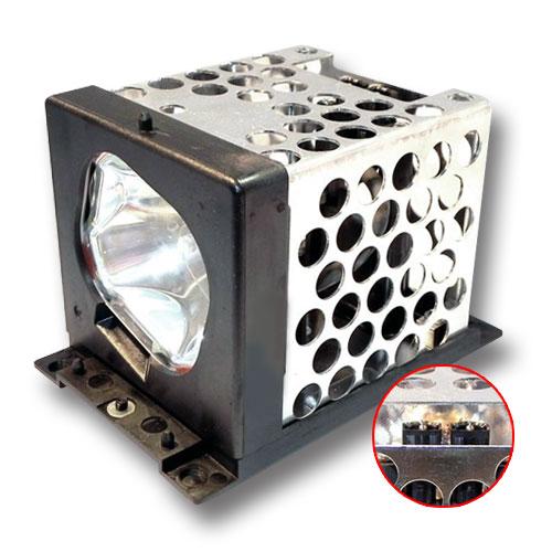 PureGlare Original Bulb with Housing for Panasonic PT-40L...