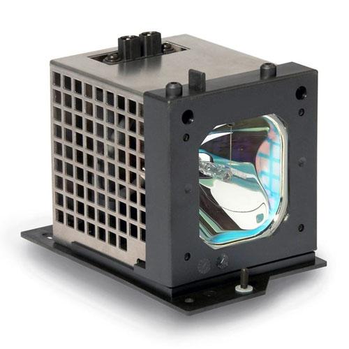 PureGlare Original Bulb with Housing for Hitachi 50V500A TV