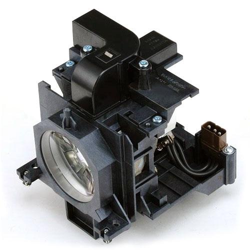PureGlare Original Bulb with Housing for Eiki LC-WXL200 P...