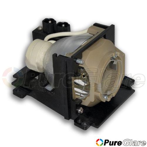 PureGlare Original Bulb with Housing for Optoma EP735 Pro...